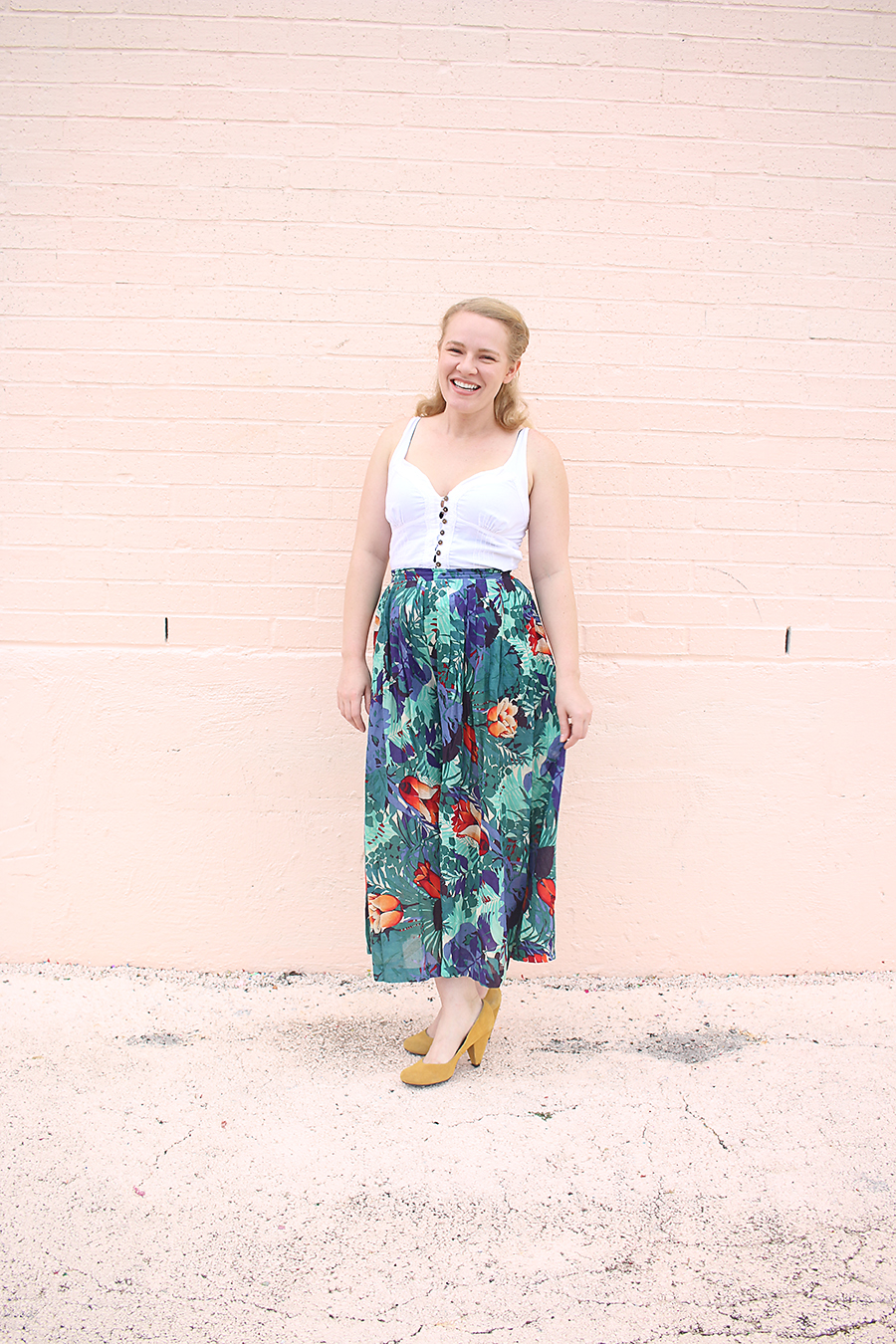 How to Style Culotte Pants | Wait, those are pants?