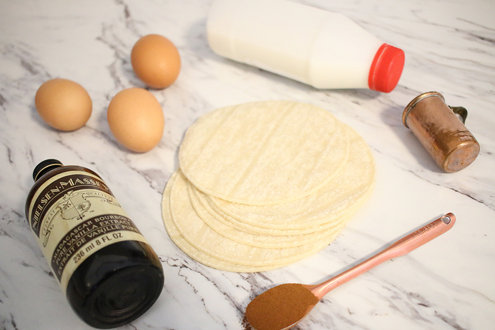 Quick & Easy: Frenched Tortillas
