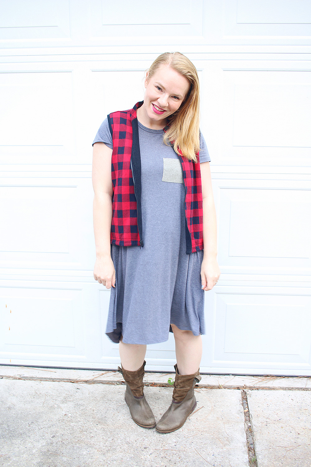 Styling Lularoe Carly Dress