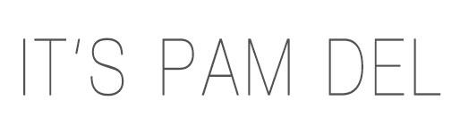 It's Pam Del