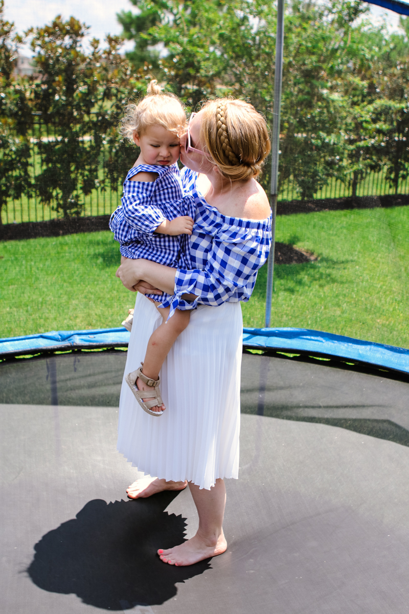Mommy+Mini Summer Style