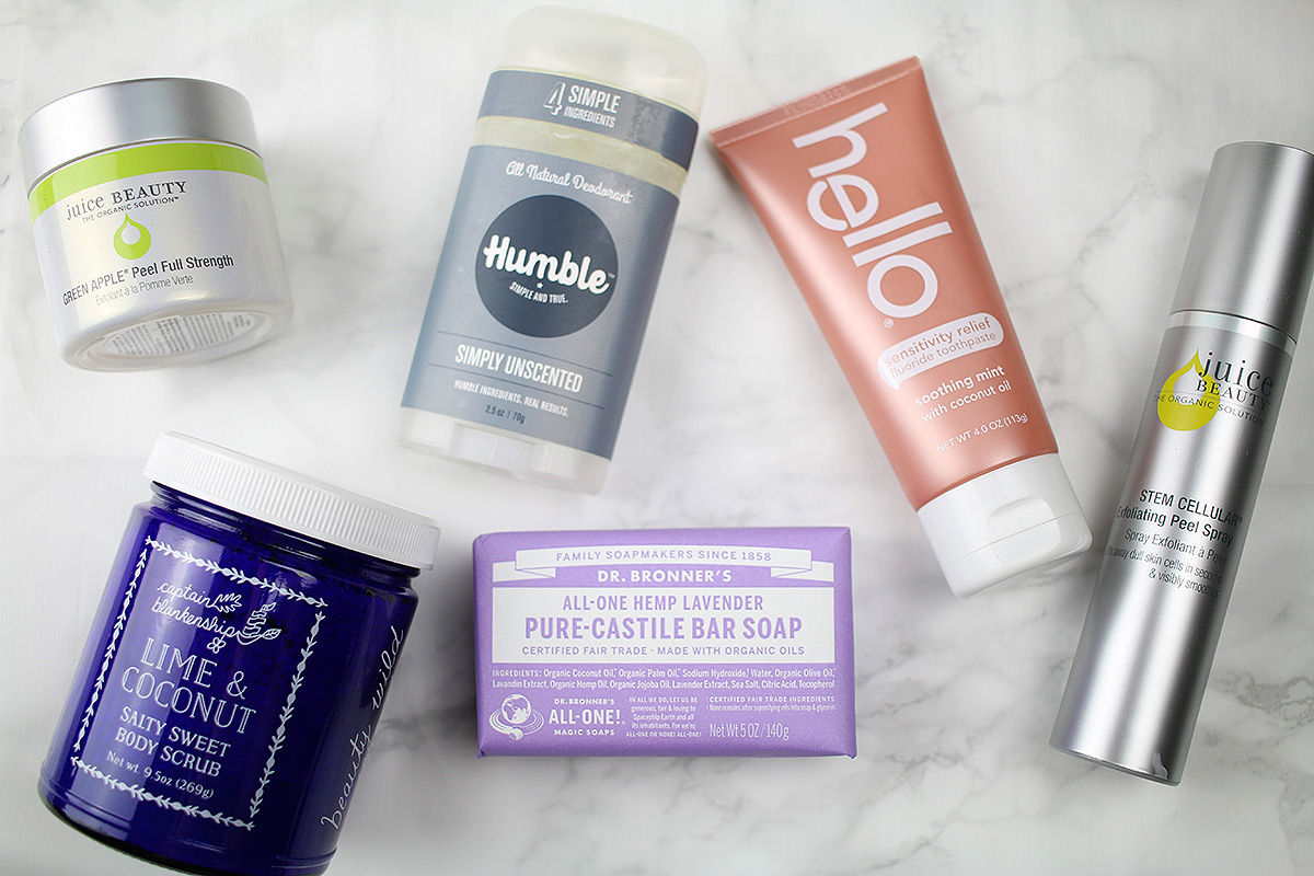 5 Natural Healthcare Products That ROCK!