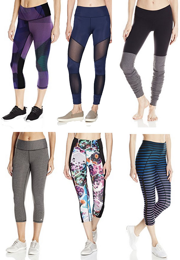 New Year, New Athletic Leggings From Amazon!