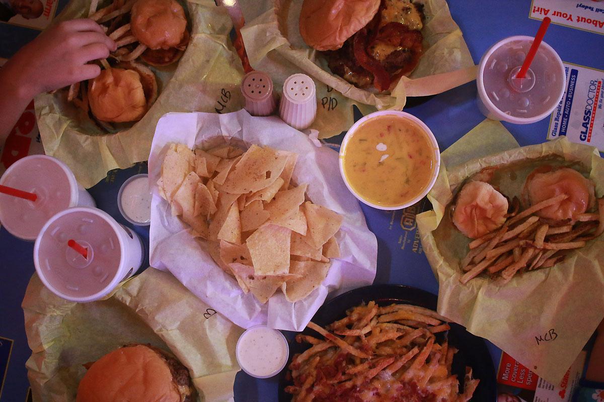 Food in Amarillo TX