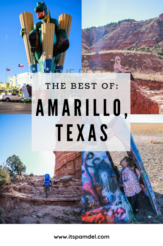 Let's Go To: Amarillo, Texas