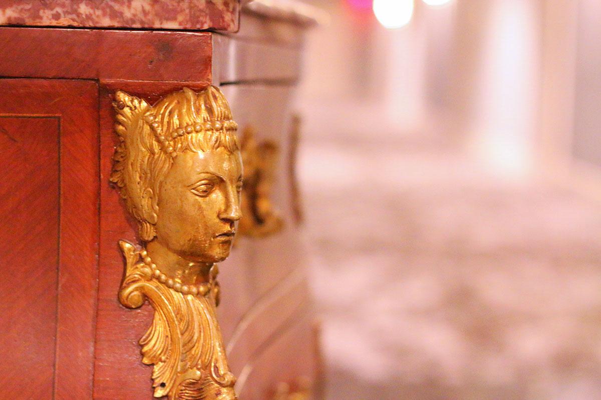Le Pavillion New Orleans Details