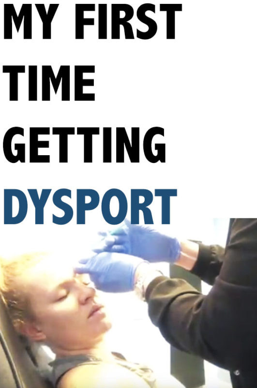 I Tried Dysport | Nuveau Medical Aesthetics in Houston, TX