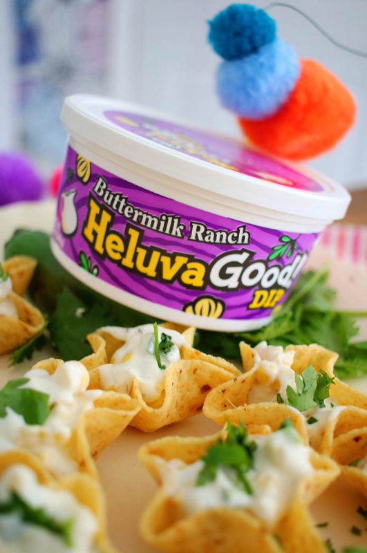 Heluva Good! Jalapeno Ranch Corn Cups