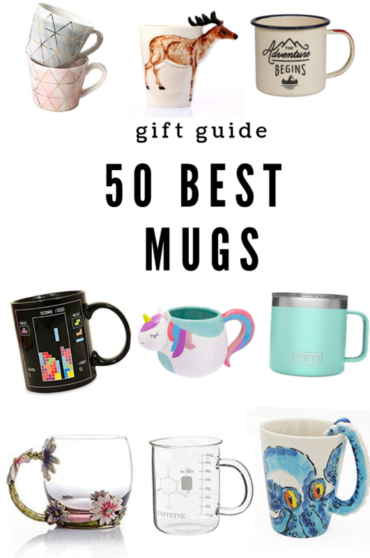 The Best 50 Mugs To Gift From Amazon