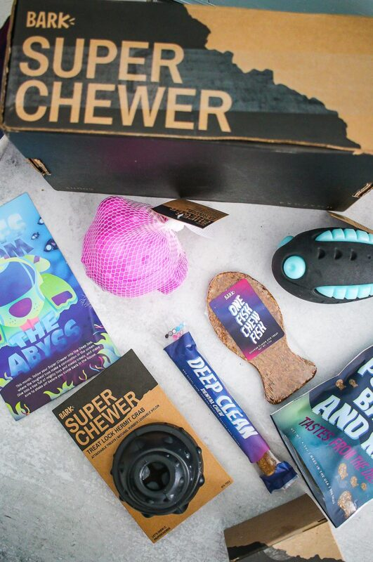 SuperChewer from Bark Box Review
