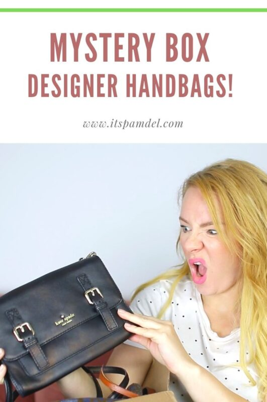 ThredUP Rescue Designer Handbags Haul & Unboxing Video