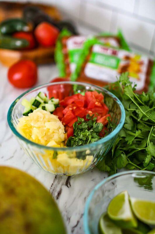 The Best Mango Salsa Recipe