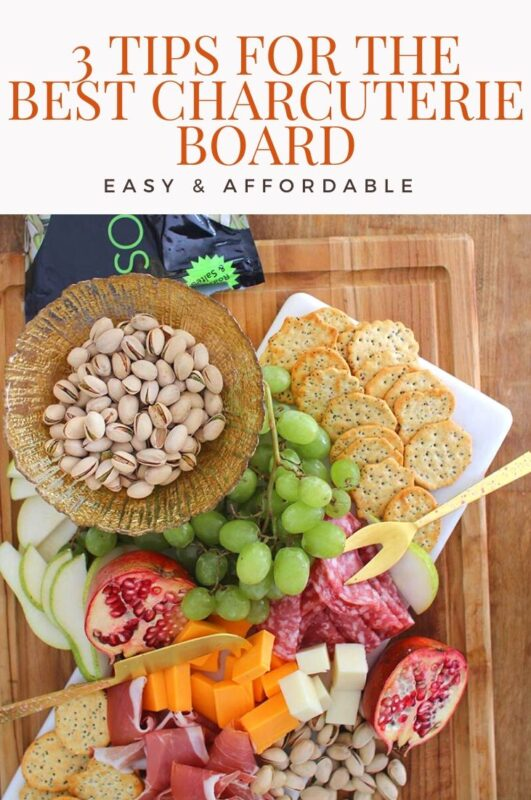 3 Charcuterie Board Tips