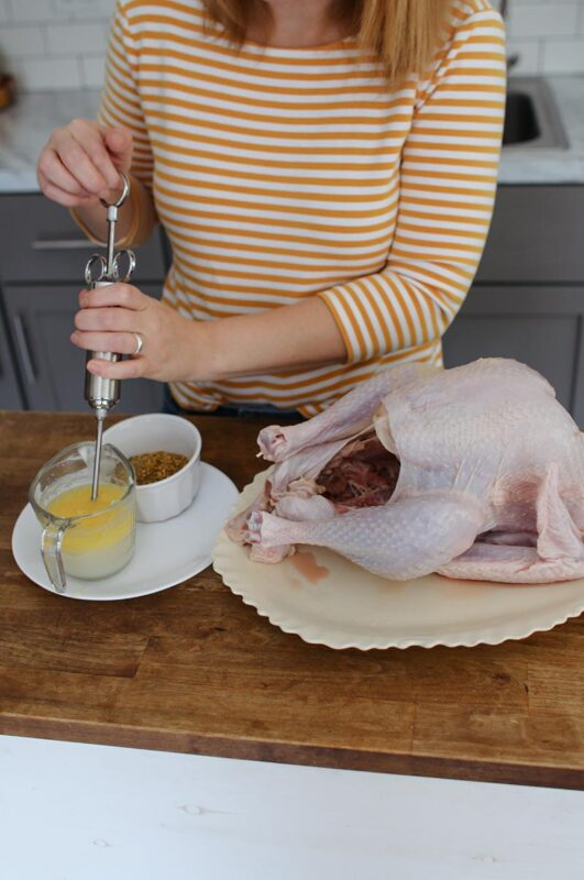 The Easiest Way to Fry a Turkey!