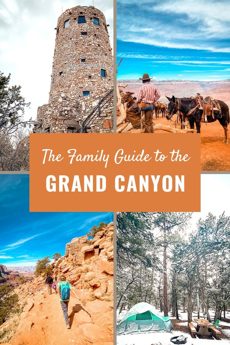 Grand Canyon Family Travel Guide